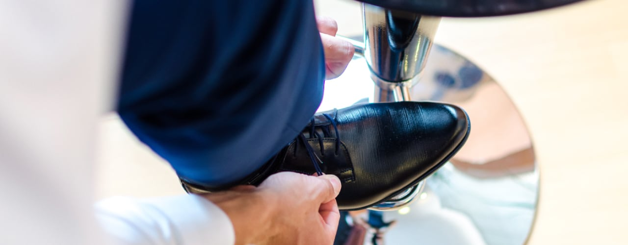 Select proper footwear - Carlson ProCare Therapy