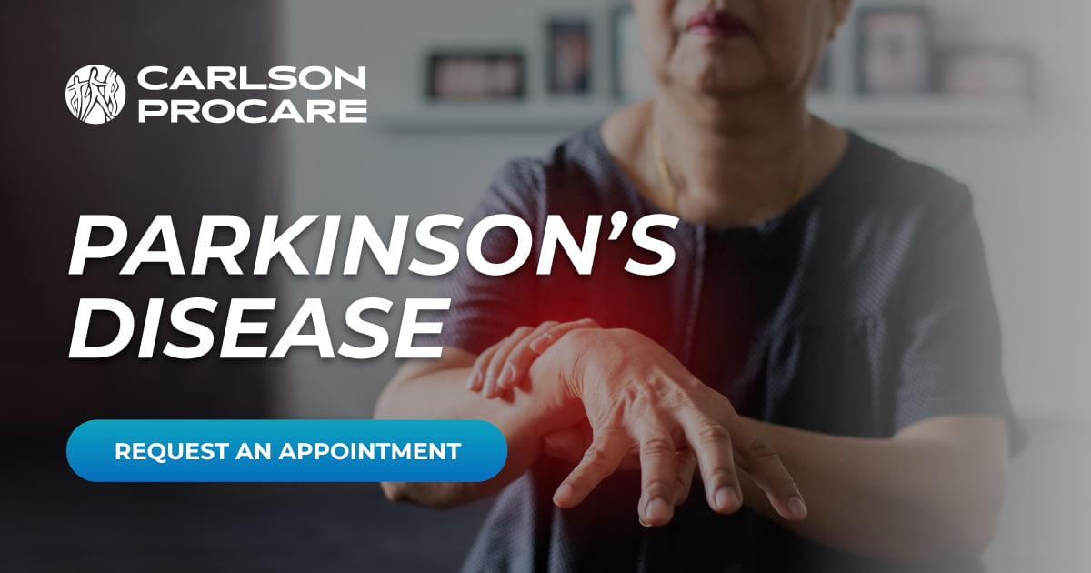 Parkinsons Carlson ProCare Therapy