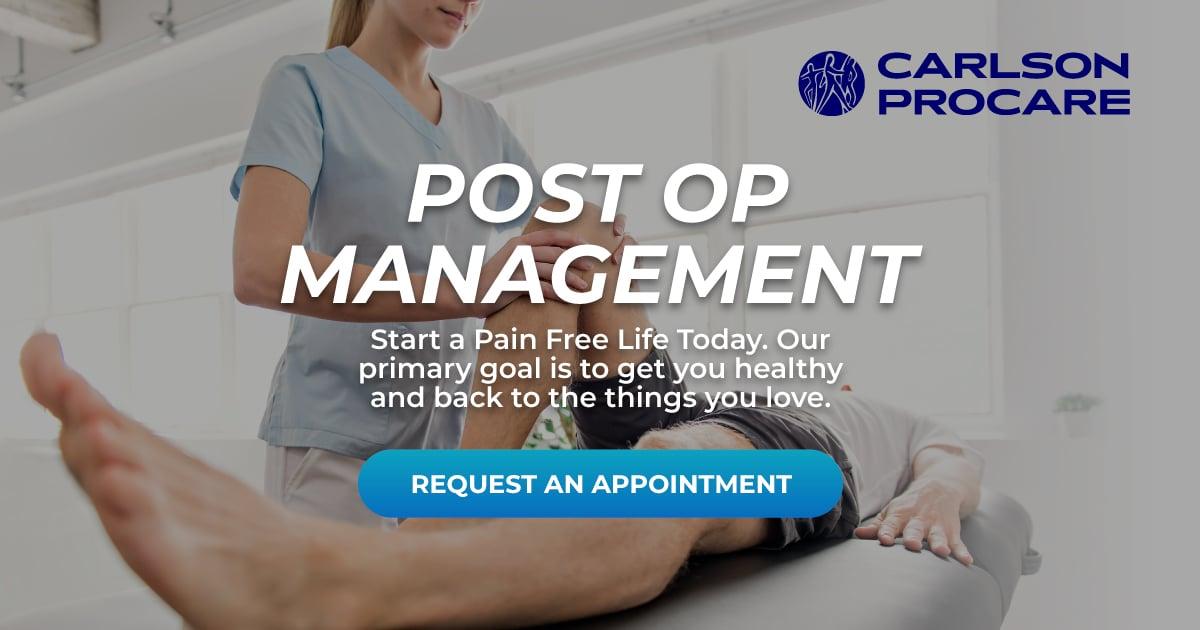 Post Op Management