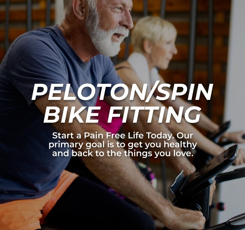 Peloton Spin Bike Fitting