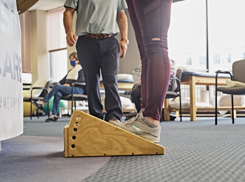 Physical therapy in New London