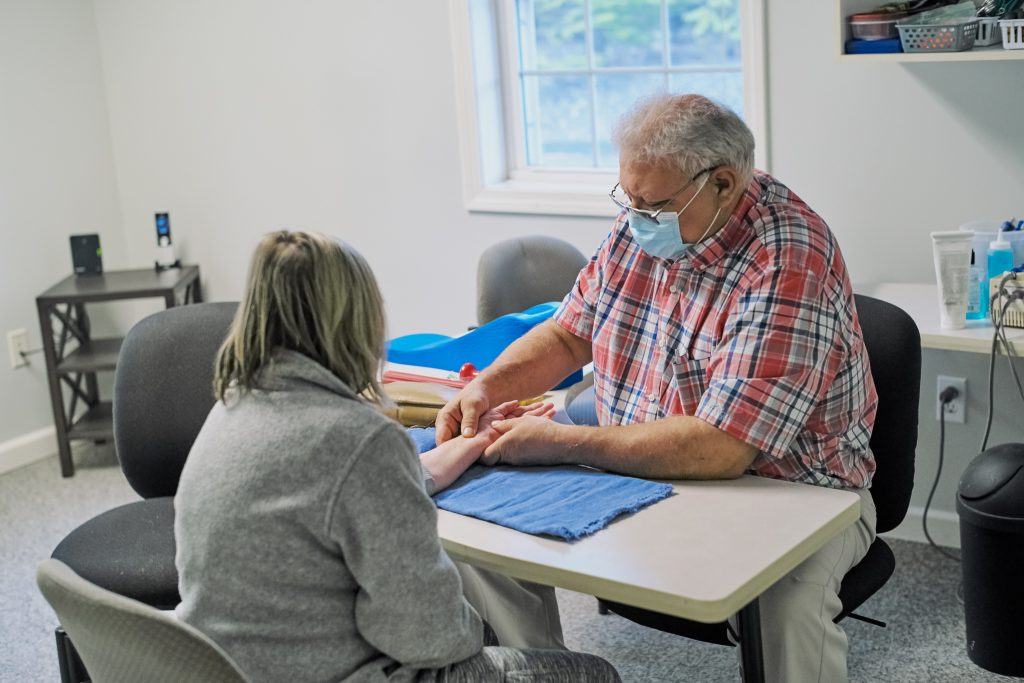 Therapy Services in Willimantic
