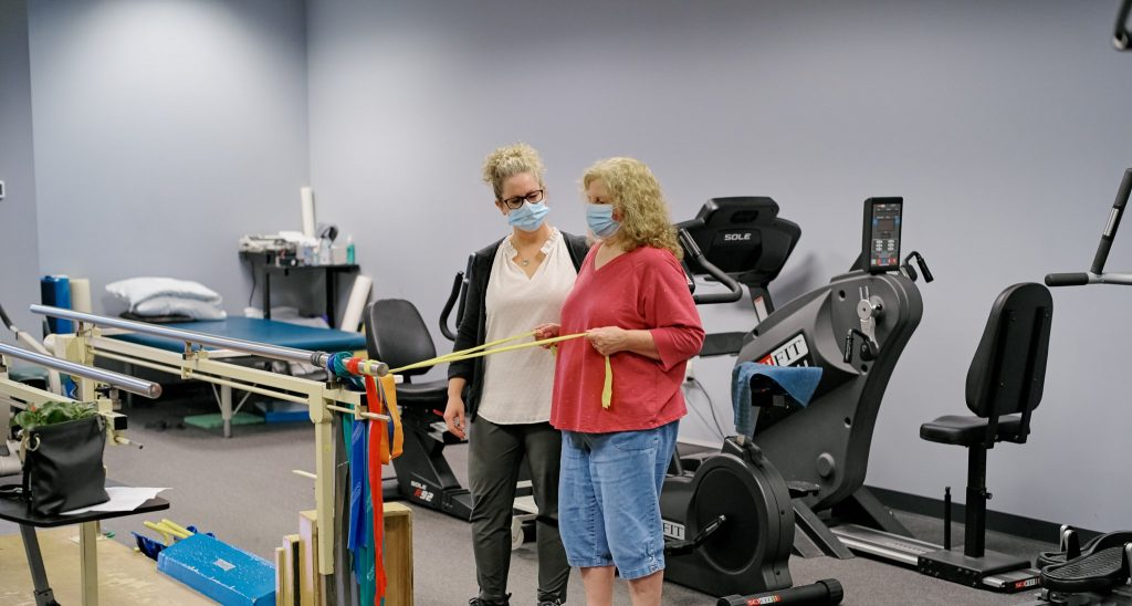 Physical Therapy in New MIlford