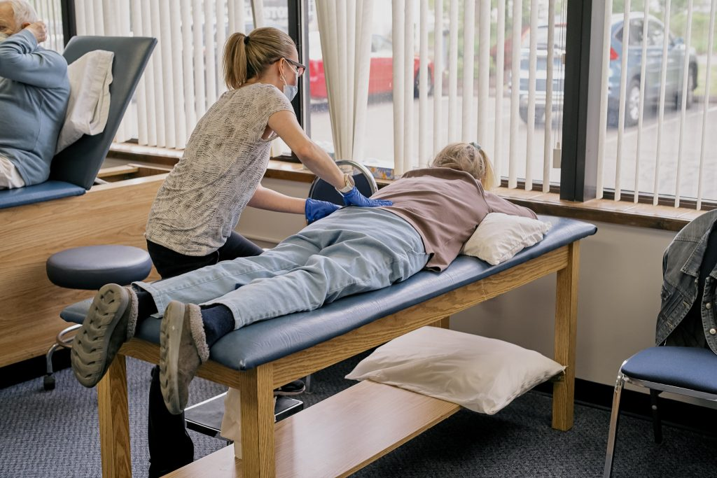 Physical Therapy Services in Wallingford